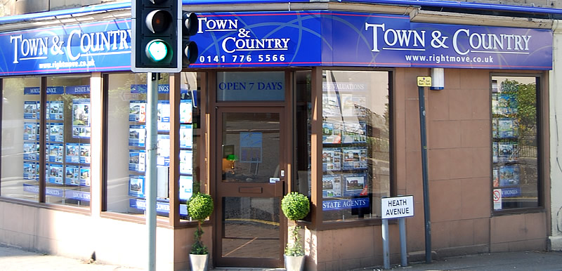 Town And Country Estate Agents In Glasgow
